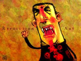 Revolution by xtianvargas