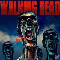 walking dead by xtianvargas
