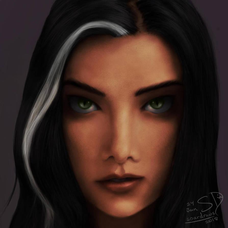 Xantara by SrngDrgn