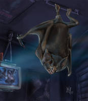 Just hangin' by Discordian-Juice