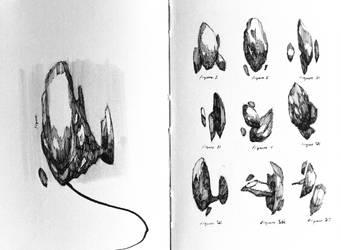 Rock Anatomy II by DK19