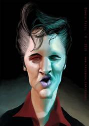 Elvis Presley - the King of Kings by Fuggedaboudit