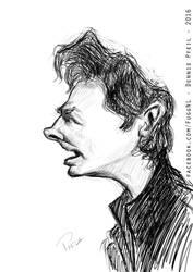Michael J. Fox Sketch by Fuggedaboudit