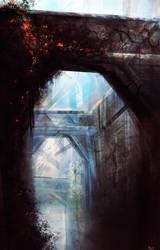 Forgotten Gateway by bejzar