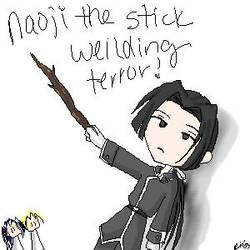 Naoji-san is dangerous by sitauset