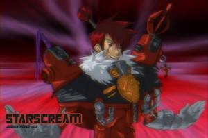 Starscream Human Form by dyemooch