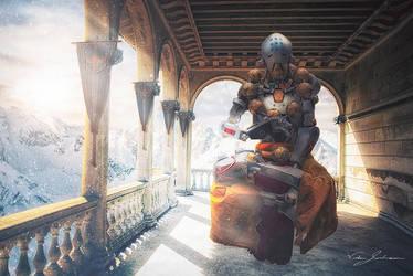 Himalayan Meditation by EnvisageU