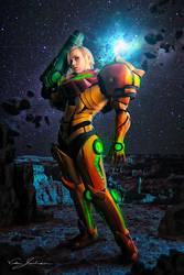 Galactic Light by EnvisageU