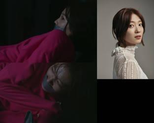 Ahn Ji Hyun by wudixiao