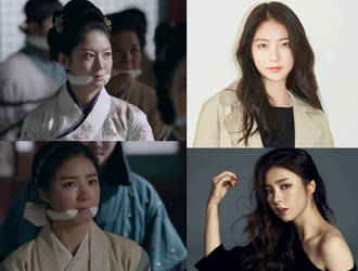 Gong Seung Yeon + Shin Se Kyung by wudixiao