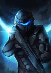 Halo Contest by Hamzilla15