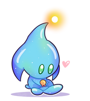 CHAOS CHAO by DP-draws-stuff