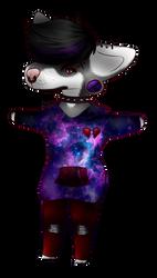 galaxy doggo by STAG-KING