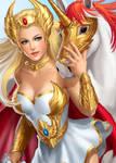 She Ra by Nazuroth