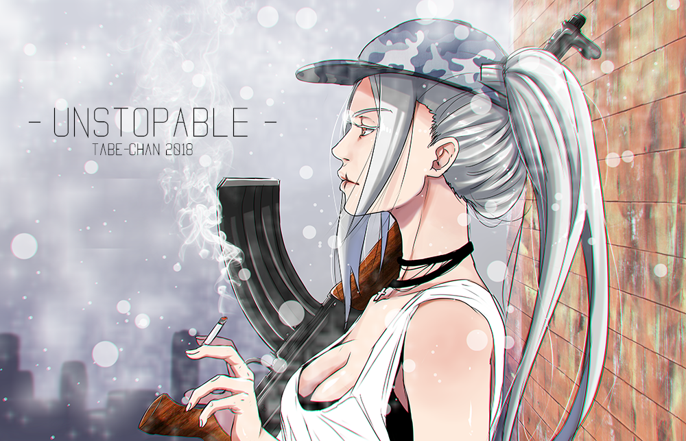 - Unstopable - by Tabe-chan