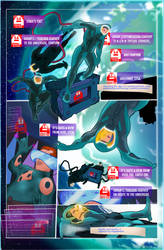 SciMyLie Issue1 Page8 900 2017 by CandyAppleFox