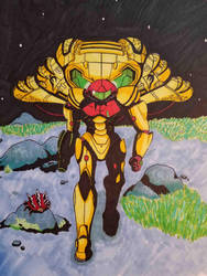 Metroid: the mission begins by NostalgicOtaku