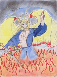 Blutengel - Blood Angel by Kurumi-Airen