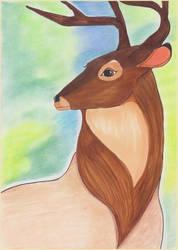 Big Bambi by Kurumi-Airen