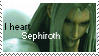 Sephiroth - stamp by marauder-padfoot