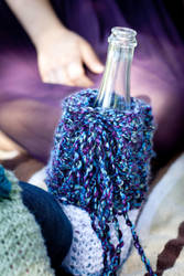 Signature Wine Cozy by AKKerani