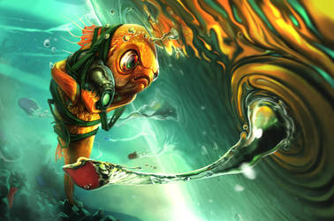 Epic Fish by SeanDonaldson