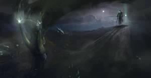 Green Battle Mages by SeanDonaldson