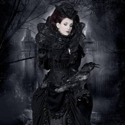 Queen Of The Crows by MarquisAmon