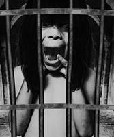 schizophrenia by MarquisAmon