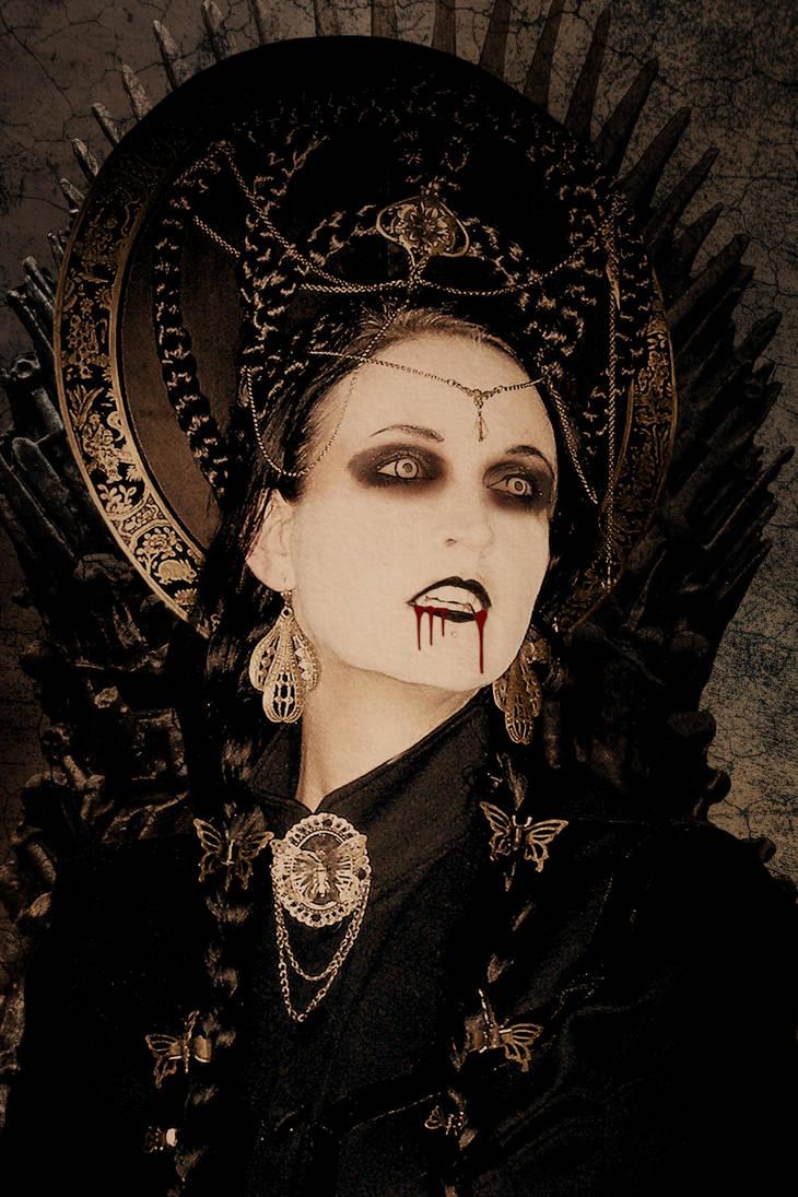 Dark Goddess by MarquisAmon