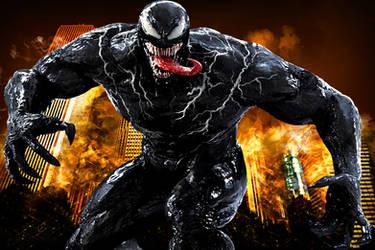 Venom by MarquisAmon