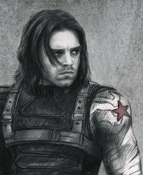 Winter Soldier (in details) by Allinor