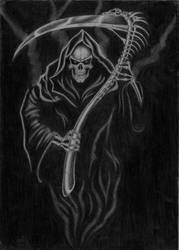 Grim Reaper by TheRaevyn13