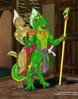 Fincrest Chieftain by anthrosaur