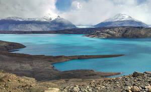 El Calafate Argentine Parc national des glaciers by Ghislaine-L