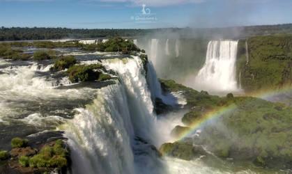 Argentine - Iguazu Parc national by Ghislaine-L