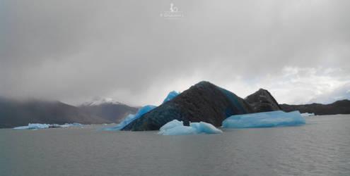 El Calafate - Parc national des glaciers 3 by Ghislaine-L