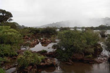 Argentine -  Iguazu Parc national 2 by Ghislaine-L