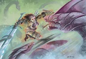 Rage of Amiri by shiprock