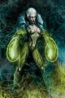 Lady plant by shiprock