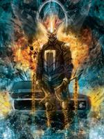 Portfolio: Ghost Rider by shiprock