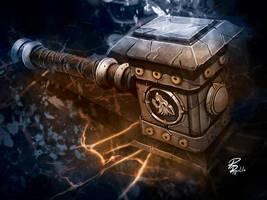 Portfolio: Doomhammer by shiprock
