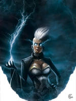 Portfolio: Storm by shiprock