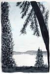 Lake by crichartist