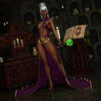 Alystin - Secret Chamber 1 by LethalCandy