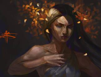 Autumn by Dead-Wintera