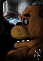 Freddy Fazbear by MayMSHughes