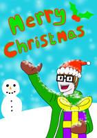 A Hughesy Christmas by MayMSHughes