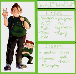 Meet the artist by G1ZM0E