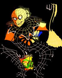 Spidersona by G1ZM0E